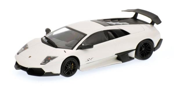Lamborghini Murcielago Lp 670 4 Sv White Shockmodel Com