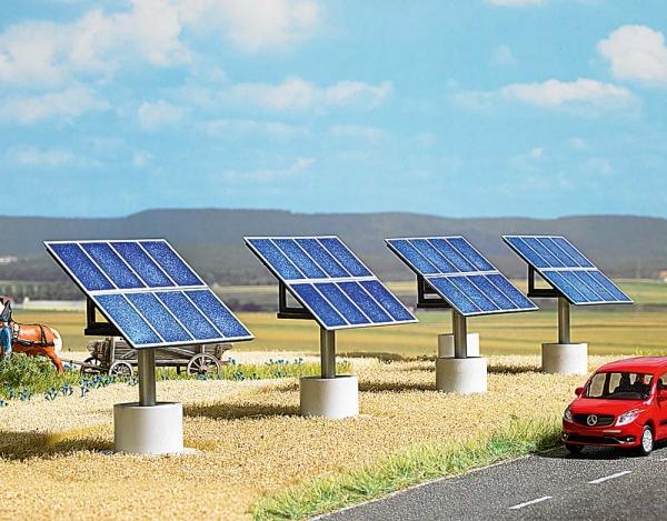 Pannelli solari 4 pezzi ho for Pannelli solari solar