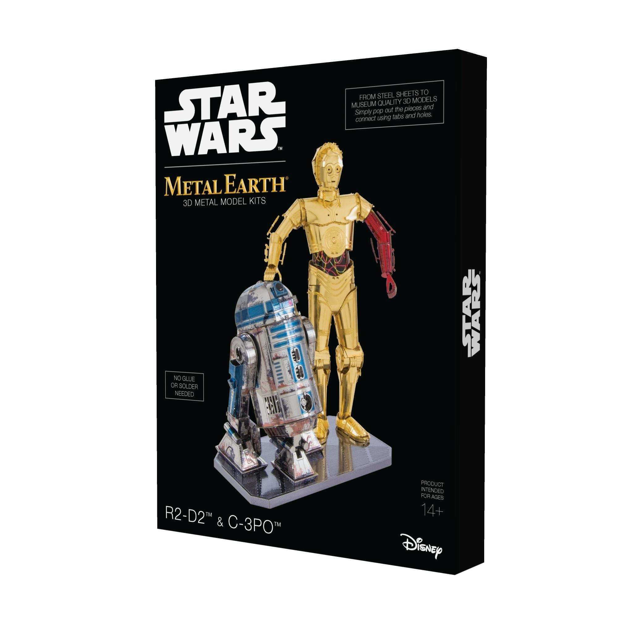 STAR WARS C-3PO & R2-D2 DELUXE SET