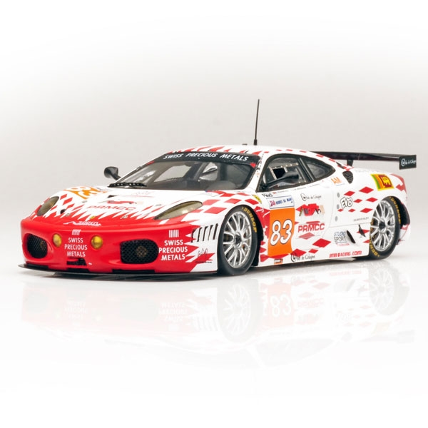 Ferrari F430 Gt2 83 Team Jmb 24h Le Mans 2011 Fujimi Shockmodel