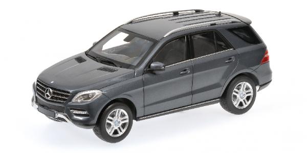 MERCEDES-BENZ CLASSE M BIANCO SUV w166 dal 2011 1//18 Minichamps Modello Auto con...