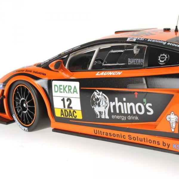 2011 Lamborghini Gallardo Exterior: LAMBORGHINI GALLARDO LP600 RHINO MOTORSPORT PETRISHIN