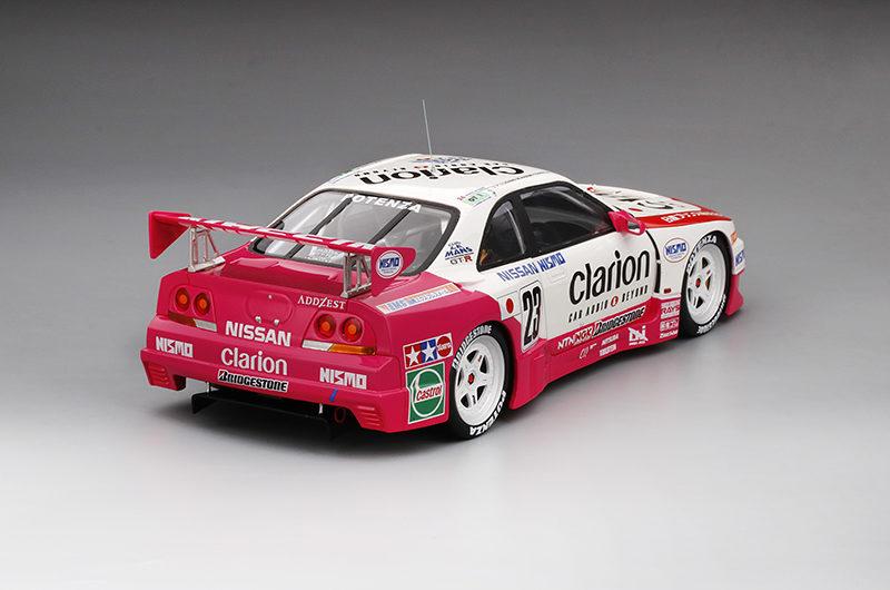 Nissan Skyline Gt R Lm 23 Clarion 24h Le Mans 1996