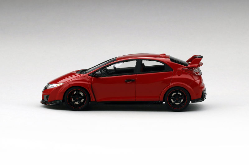 honda civic type r 2015 milano red solid. Black Bedroom Furniture Sets. Home Design Ideas