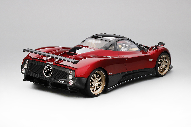 Pagani Zonda F Rosso Dubai Top Speed Shockmodel Com