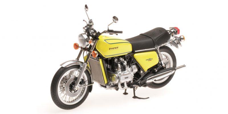 MOTO CLASSIQUE 1//24 HONDA GL 1000 GOLDWING 1975 MOTORRAD MOTORCYCLE