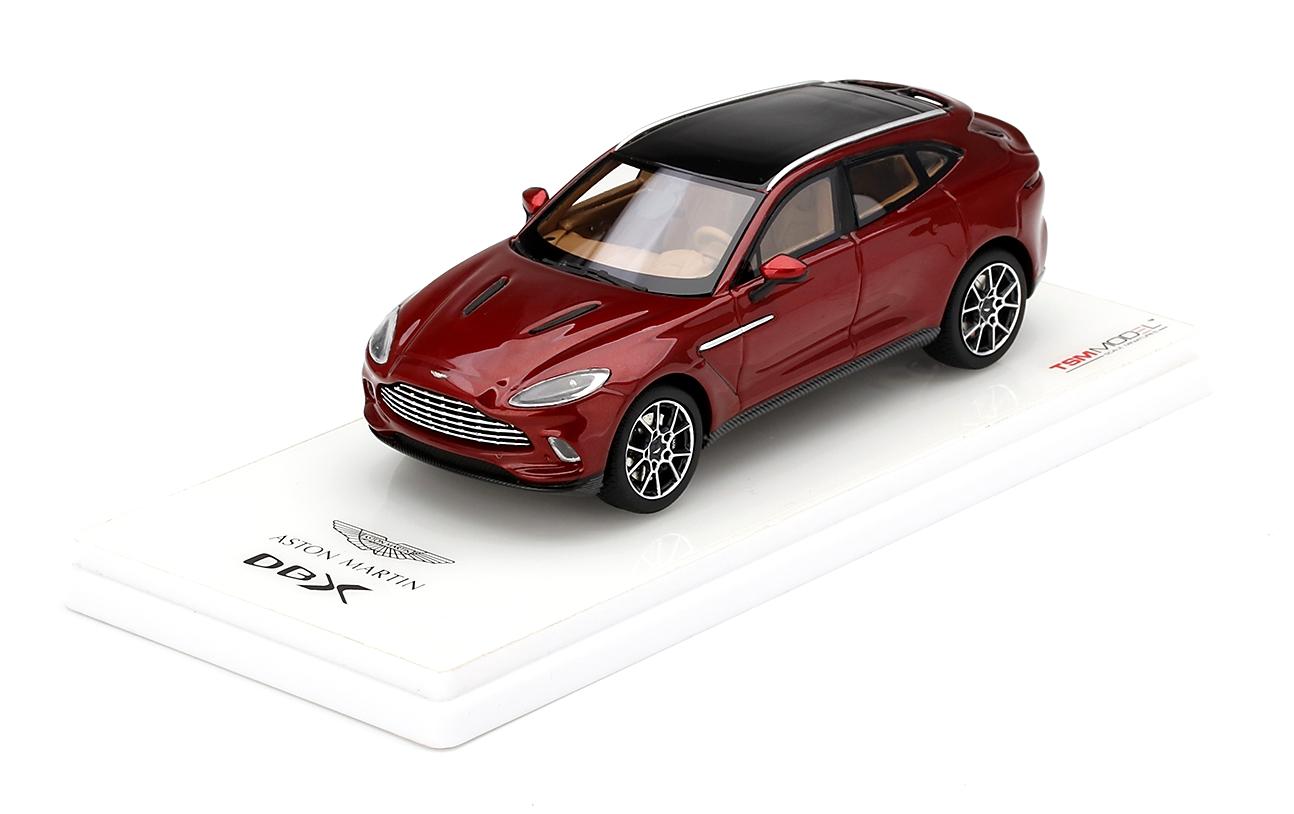 Aston Martin Dbx Hyper Red Shockmodel Com